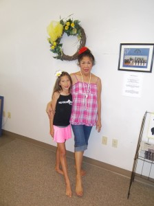 Hula with Maria