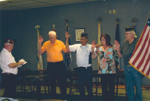 VFW Officers
