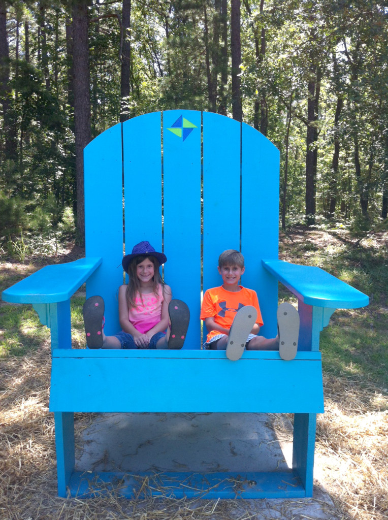 Jase & Emma Big Chair