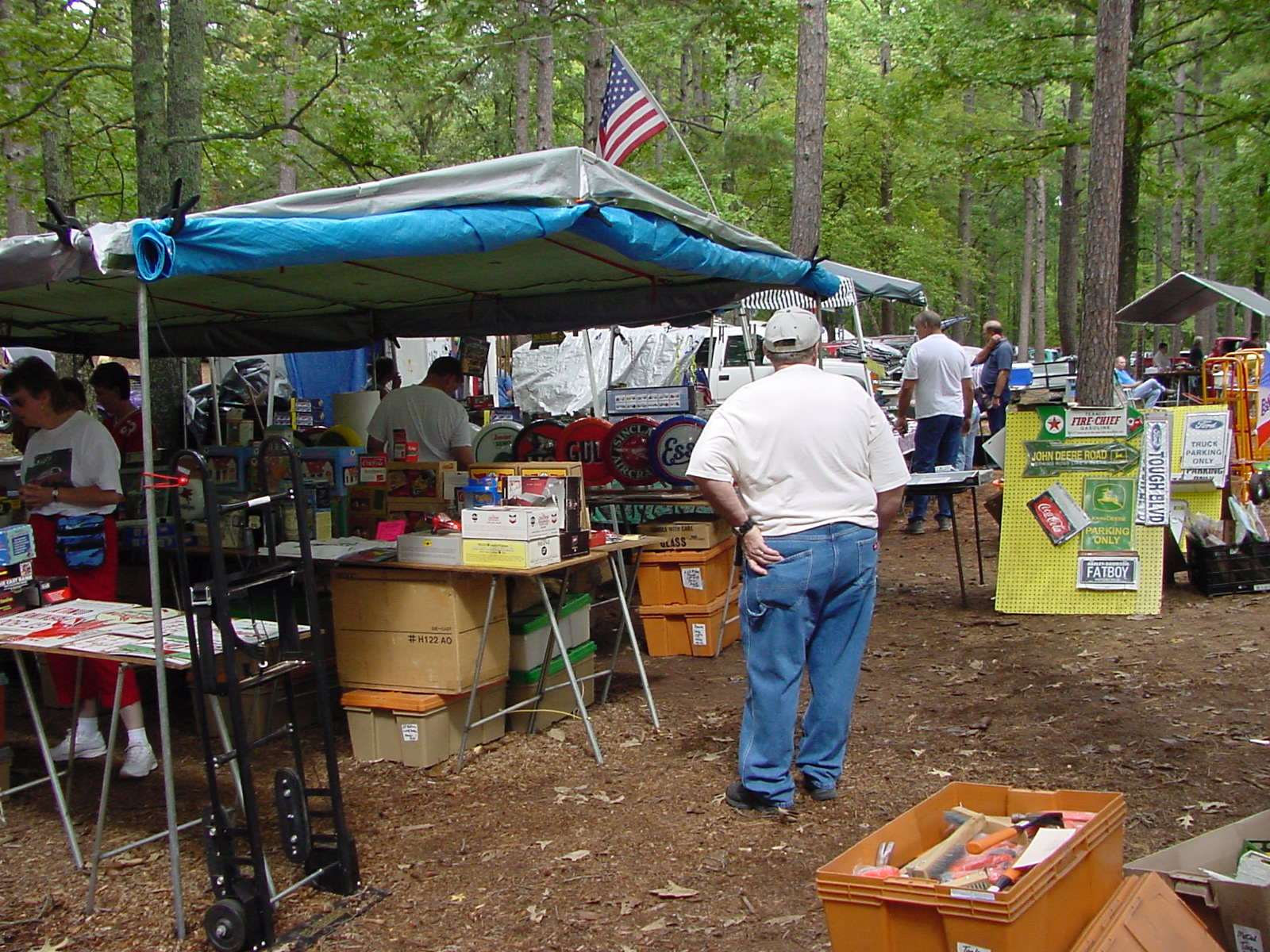 petit jean swap meet sept 2014
