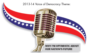 voice of democracy audio essay scholarship Youth scholarships - vfw voice of democracy thousand page 20f9 established in 1947, our voice of democracy audio-essay program provides high school students with the unique opportunity to express.