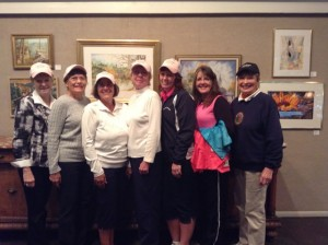 9 Hole Ladies