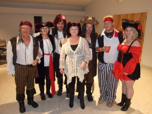 Best Group: Jack's Pirates of the Carribean