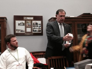 Senator Boozman CADCA Award 2-5-14