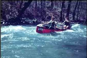buffalo river canoe copy