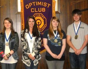 optimist esssay awards