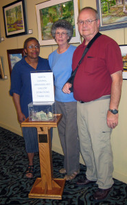 Inez Swink, Bob & Sharon Berdine, donation box_edited-1