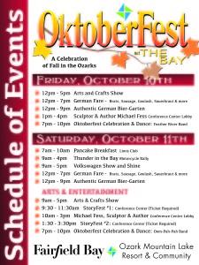 Oktoberfest Agenda FINAL