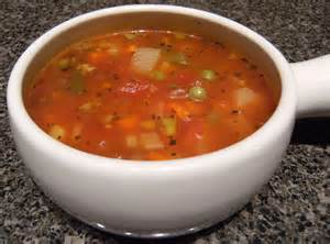 Veggy Beef Soup