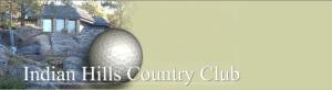 Indian Hills Golf Logo