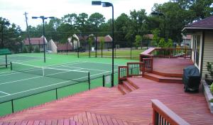 Tennis Deck