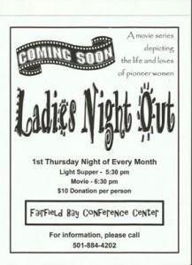 Ladie's Night Out Movie