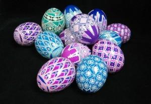 Ukrainian-eggs