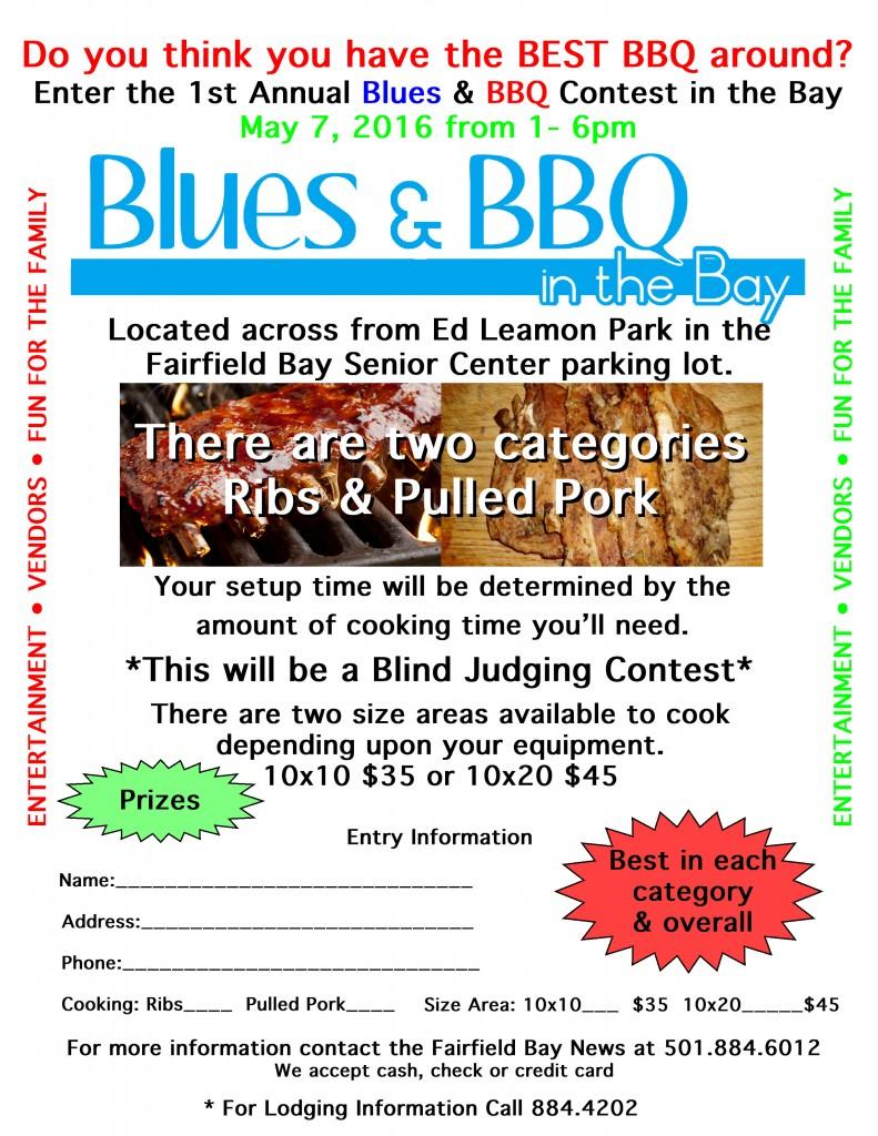 BBQ Entry Flyer