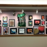 Shirley Student Art Exhibit At 1st Service in Clinton