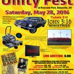11th Annual Unity Event