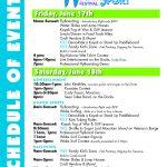 Surf the Bay Event Agenda