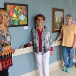 """It's Summertime!"" Art Exhibit at Ozark Health"