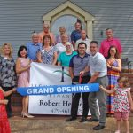 Ribbon Cutting for New Business