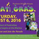 Boati Gras Celebration