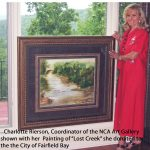 Charlotte Rierson Featured July Artist
