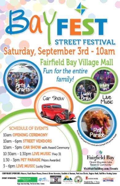 BayFest Poster