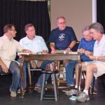 The Odd Couple, the Men's Version Comes to the Conference Center