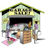 Garage/Craft Sale