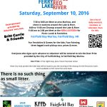 Greers Ferry Lake Cleanup