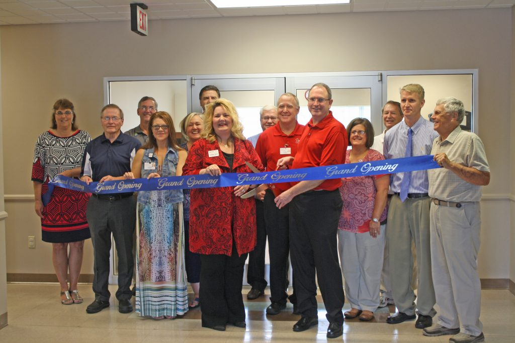 Ribbon Cutting FFB
