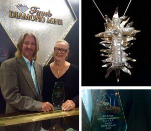 aja-craftsmanship-award-2016-fayes-diamond-mine-faye-rodgers-and-mark-lutz