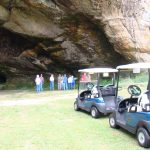 Foundation Applies for Golf Cart Grant
