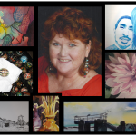 Local Artist Featured in One Woman Show