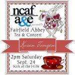 NCAFAE to Sponsor Fairfield Abbey Tea & Concert