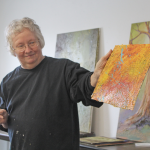 Hot Springs Artist, Caren Garner to Hold Multi-Media Workshop