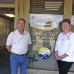 Fred and Willena Herman Become First Members of Cornerstone Society