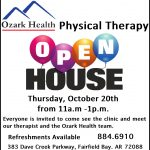 Ozark Health Open House