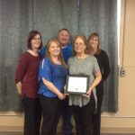 Shirley School Board Receives Outstanding Award