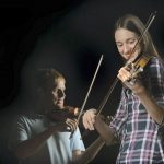 The Bow Tanglers In Concert The Story of Everett Elam and Emily Phillips