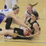 Lady Bulldogs Hold Off Pesky MVE