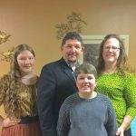 New Pastors Welcome at Red River of Life