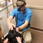 National Service Animal Vision Project Brings Free Eye Exam Program to Arkansas