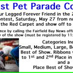 Pet Parade Contest