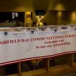 Greetings from the Fairfield Bay Community Education Center