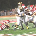 Big Second Quarter helps Yellowjackets to shutout victory