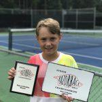 FFB Tennis Talent Wins Razorback Junior Championships