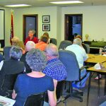 Public Hearing Shows Support for the Bond Issue