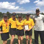 Quitman Girls Golf Win
