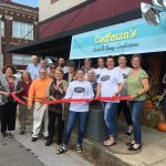 Coffman's Sweet & Sassy Confections Ribbon Cutting