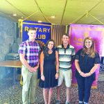 Rotary Honors Students